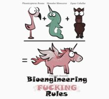 Bioengineering and Unicorns = Win [light] by pidzson