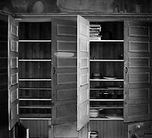 Open Cupboards by Tom Gotzy