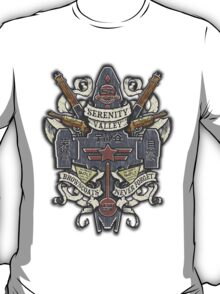 Serenity Valley Memorial T-Shirt