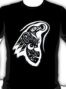 Raven Sun Serpent Moon T-Shirt