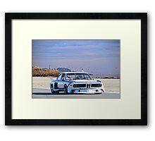 1975 BMW 3.5 CLS GT Framed Print