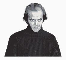 Jack Nicholson (Jack Torrance) The Shining  T-Shirt