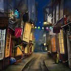 'The Shambles' by Matylda  Konecka Art