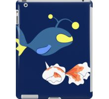 Nemo, I choose you! iPad Case/Skin