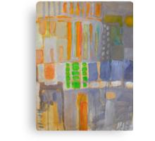 block 2 Canvas Print
