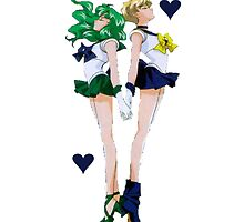 Gay Pride Sailor Moon by sailorneptune