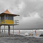 Lifeguard tower by ashercobb