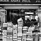 Parisian Grocery Store by Andrew & Mariya  Rovenko