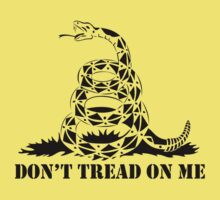 Don't Tread On Me by Alsvisions
