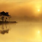 Loch Ard morning glow by Grant Glendinning