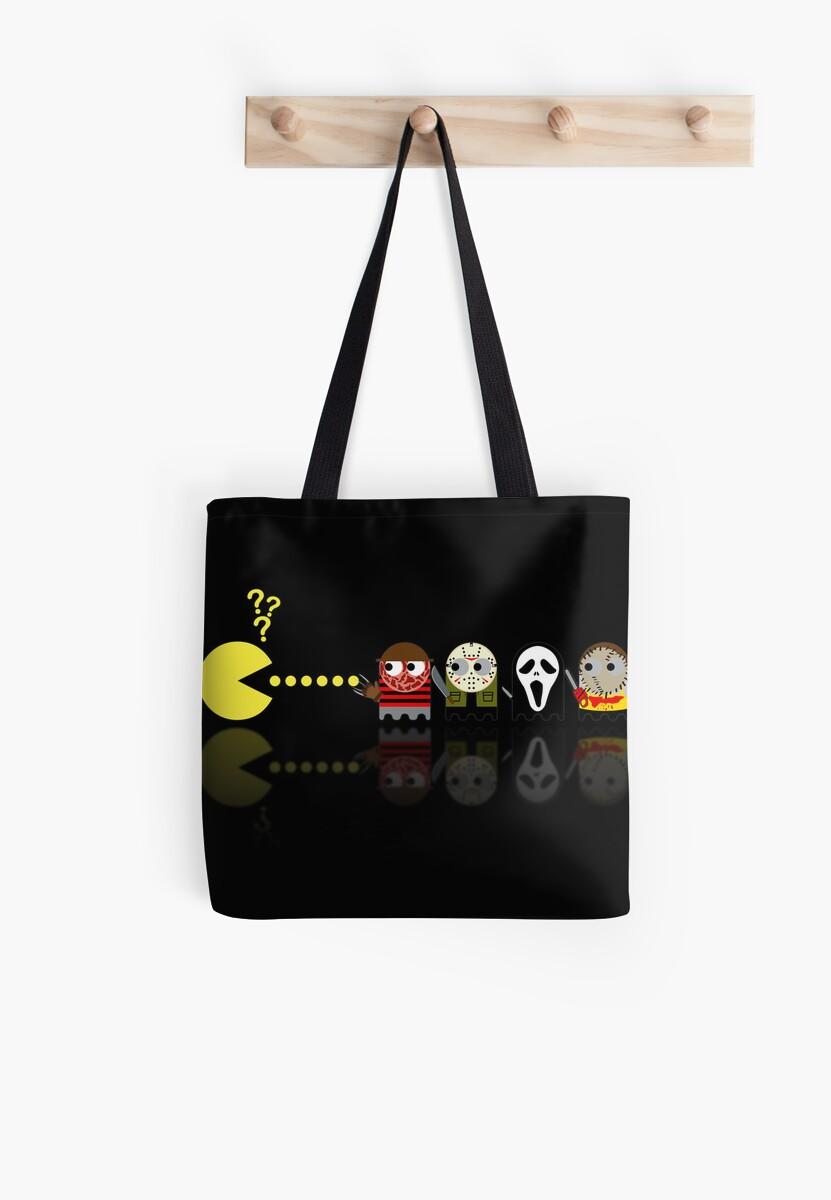 Pacman Horror Movie Heroes by NicoWriter