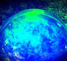 World of Green Shag by Robert Plummer