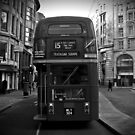 London bus . by Vlad Muntean