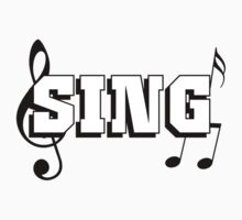 Sing by shakeoutfitters