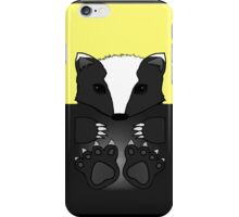 Yellow Badger iPhone and iPad Case iPhone Case/Skin