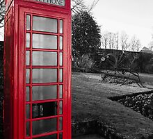 Phone Box by Stevie B
