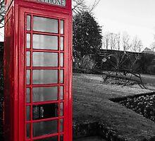 Phone Box by Stevie B