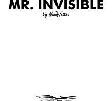 Mr Invisible by NicoWriter