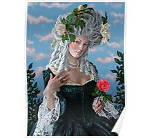 The Rose of Marie Antoinette Poster