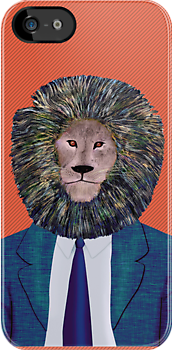 Mr. Lion's portrait by rainbowflowers