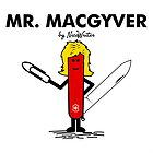 Mr Macgyver by NicoWriter