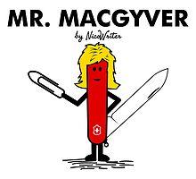 Mr Macgyver by NicoWriter