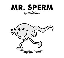 Mr Sperm by NicoWriter