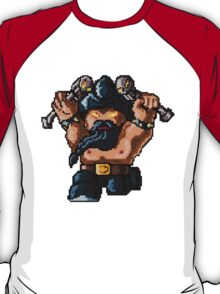 Pixel Pentakill Olaf T-Shirt