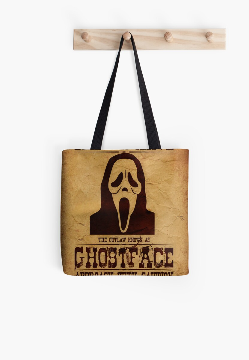 Wanted Ghostface by NicoWriter