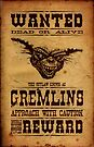 Wanted Gremlins by NicoWriter
