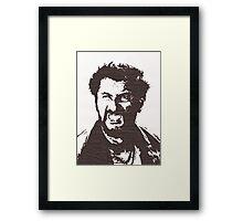 Eli Wallach Framed Print