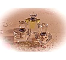 A Fragrant Collection Photographic Print