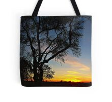 Enter the Night Tote Bag