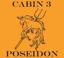 Camp Halfblood - Poseidon Cabin by misseva228
