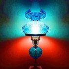 Antique Lamp by Bill Gorman