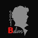 221B: Believe! by NadddynOpheliah