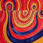 Abstract Flow by Achim Klein