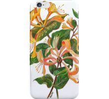 Honeysuckle Bouquet iPhone Case/Skin