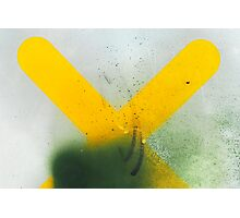 Noughts and Crosses #1 Photographic Print