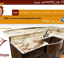 Granite Countertops Maryland by marylandgranite