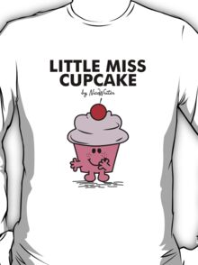 Little Miss Cupcake T-Shirt