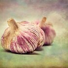 Just Garlic! by Lyn Darlington
