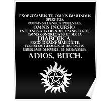 Supernatural Exorcism  Poster