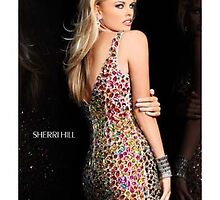 Sherri Hill 11009 from Flares Bridal and Formal by flaresbridal