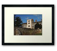 Canons Ashby Framed Print