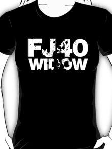 FJ40 Widow Bold Splat (W) T-Shirt