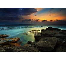 The Edge of Paradise Photographic Print