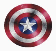 Captain America Shield design by funkymonkey78