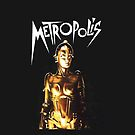 Metropolis movie dystopian future by jlerner