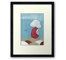 quilpo4 Framed Print